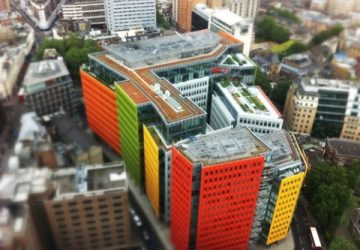 Starting a Business in London: The Most Desirable Areas - Google Headquarters London