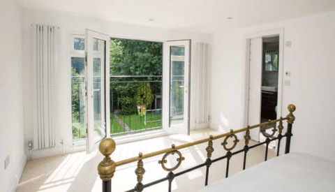 Juliet Balconies: The New Trend For London Loft Conversions
