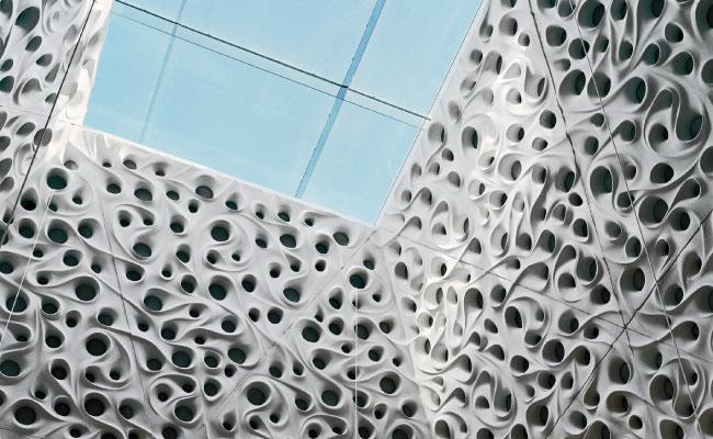 How Digital Architecture Software is Transforming Modern Design -Federal Court building in Bellinzona, Switzerland