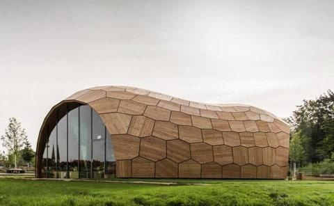 How Digital Architecture Software is Transforming Modern Design -Landesgartenschau Exhibition Hall