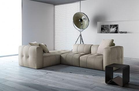 Samoa Sense Lux Corner Sofa