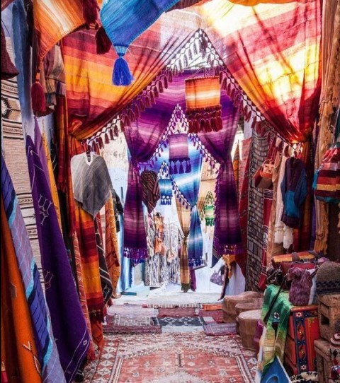 Daily Inspiration 27th October - Morocco