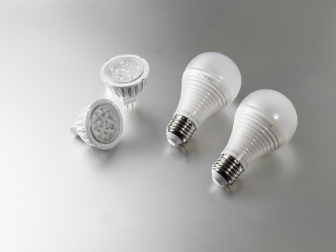 Environmentally Friendly Interior Design Hints And Tricks - LED Light Bulbs