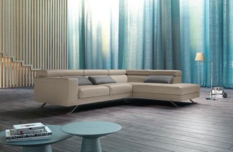Samoa Flare Corner Sofa