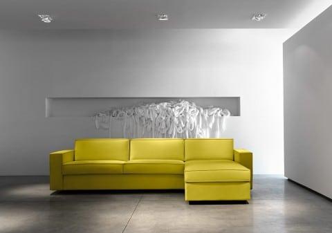Noctis Bang sofa bed corner