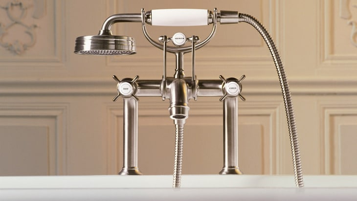 grohe hansgrohe the german shower revolution. Black Bedroom Furniture Sets. Home Design Ideas