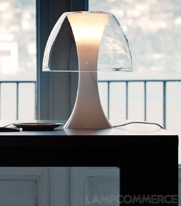 8 Lamps That Will Add Dramatic Style To Any Room - De Majo Oxigene Table Lamp