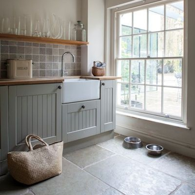 5 Most Desirable Kitchen Features - Tiled Flooring