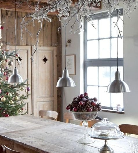 10 Stunning Dining Room Designs To Inspire You In Time For Christmas
