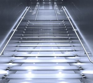 Glass Staircases – Just For The Show Home? Sydney Apple Store Staircase