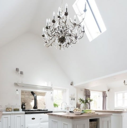 5 Most Desirable Kitchen Features - Kitchen Lighting.