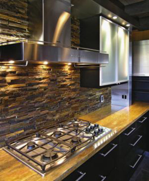 key kitchen trends 2016 stone backsplash tile ideas home design ideas