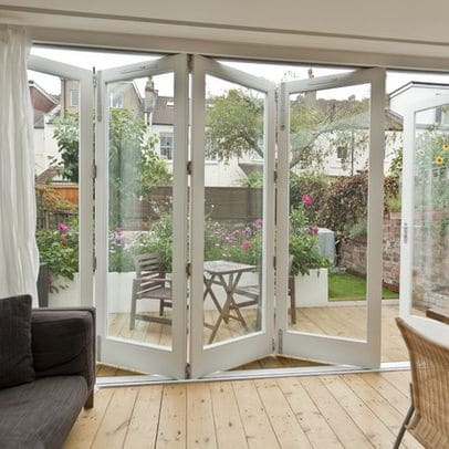 Boost The Value Of Your Home With These Grand Ideas - Bi Folding Doors
