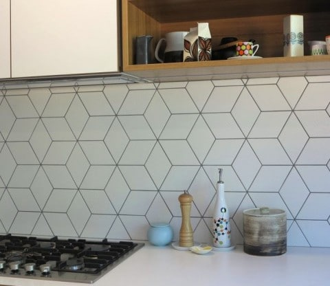 Getting Creative With Tiles In Your Home - Geometric Tiles