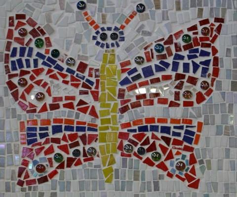 Mosaic By Bernadette Hughes