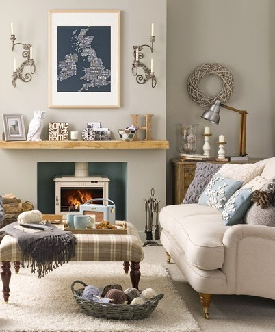 Five Ways To Spruce Up Your Home This Winter