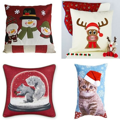 Seasonal Cushions To Add Style And Fun This Christmas - Christmas Cushions
