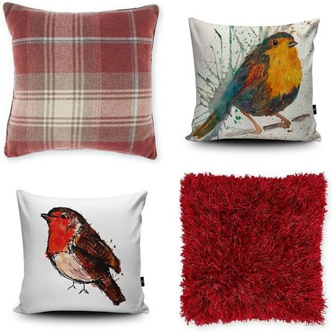 Seasonal Cushions To Add Style And Fun This Christmas - Christmas & Winter Cushions