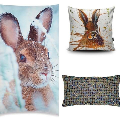 Seasonal Cushions To Add Style And Fun This Christmas - Christmas & Winter Cushions