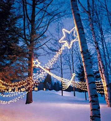 UK's Top Five Christmas Decorations - Christmas Lights