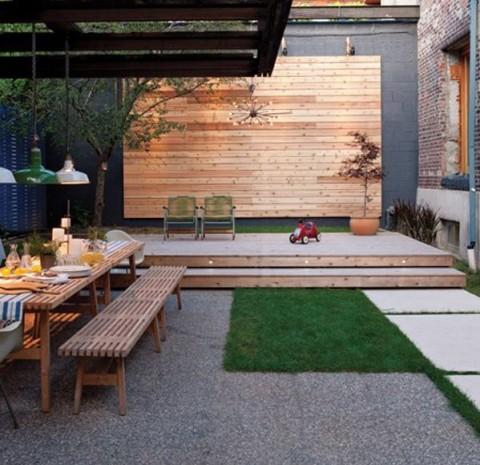 6 Ways To Add Value To The Exterior Of Your Property - Garden For Entertaining