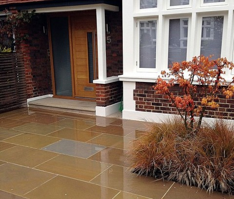 6 Ways To Add Value To The Exterior Of Your Property - Paved Driveway London