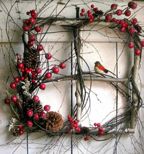 UK's Top Five Christmas Decorations - Christmas Wreath
