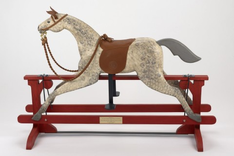 The Rocking Horse – A childhood Dream Toy! Rocking Horse Present From President Obama & Michael Obama To Princes George When He was Born.