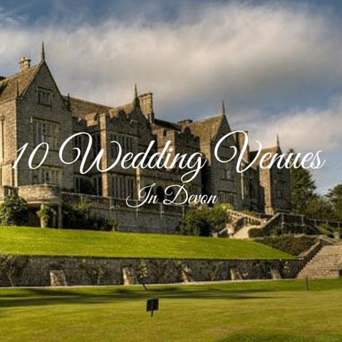 10 Wedding Venues In Devon - Bovey Castle