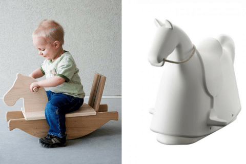 The Rocking Horse – A childhood Dream Toy