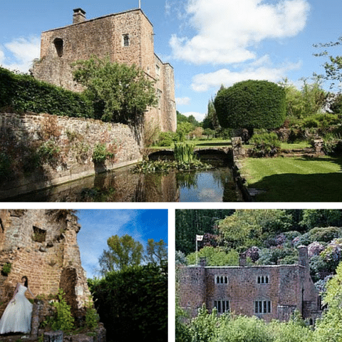 10 Wedding Venues In Devon - Bickleigh Castle