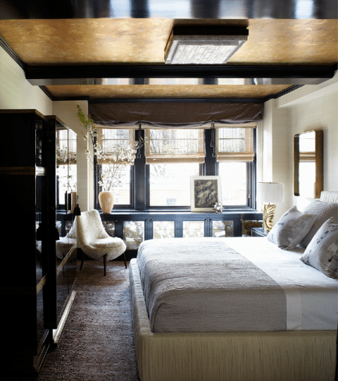 5 Celebrity Colour Schemes To Copy - Cameron Diaz Bedroom