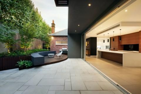 Simple Garden Ideas Patio To Inspiration Decorating