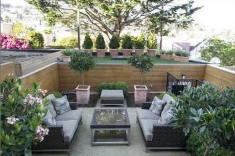 Patio Ideas For Your Garden on Garden With Patio Ideas id=81874
