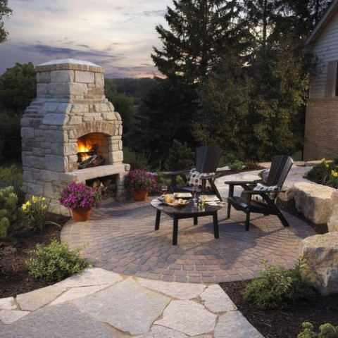 Patio Ideas For Your Garden - Island Patio