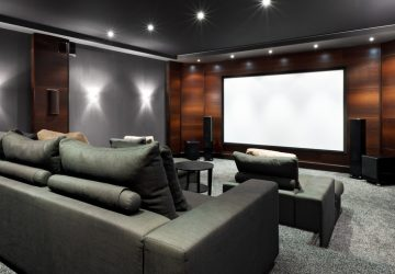 Create The Perfect Home Cinema