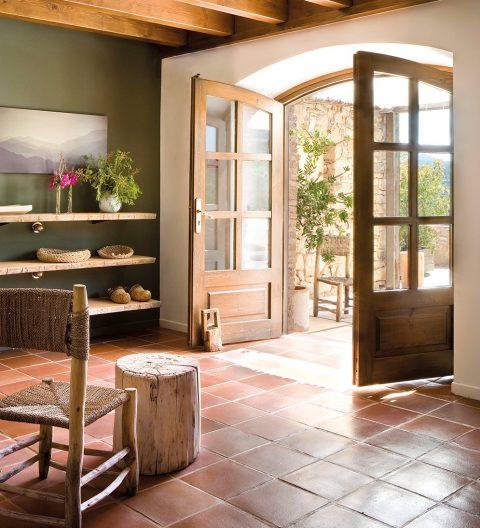 A Look Into Interior Design Trends 2017   Terracotta Tiled Floor