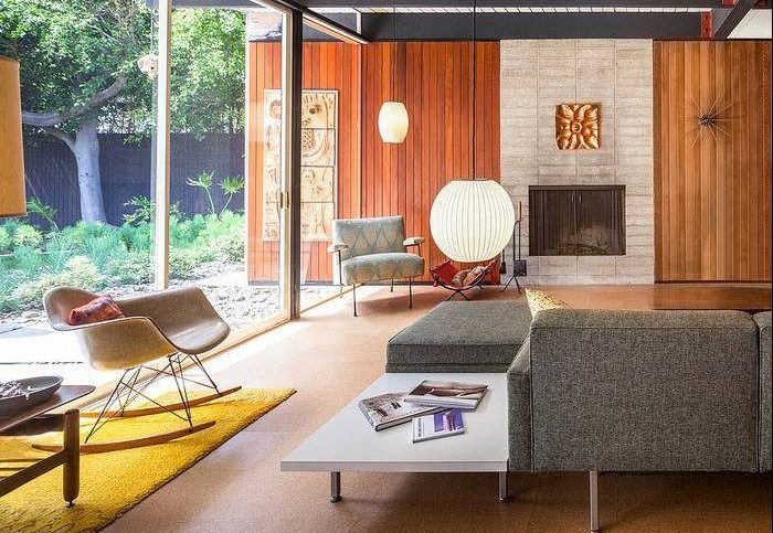Contemporary Modern Design And How To Incorporate It Into Your Home - Mid - Century Design; The Bobertz House by Craig Ellwood