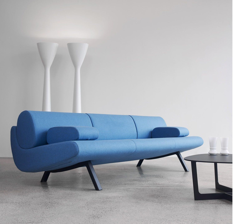 Why Scandinavian Design Is Having A Real Fashion Moment - EJ 180 Duplo Sofa By Erik Jorgensen - Image From Scandium