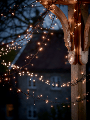 Creating The Perfect Outdoor Lighting - Fairy Lighting