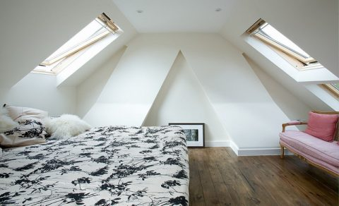 Thinking Of Getting A Loft Conversion? Here's What You Need To Think About First - Image By Holland And Green Architectural Design
