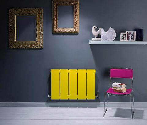 How To Keep Your House Warm This Winter - Bisque Blok Radiator From Designer Radiators Direct