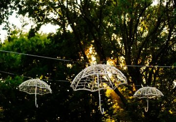 Revamp Your Outdoor Lighting This Winter - Umbrella Outdoor Lighting