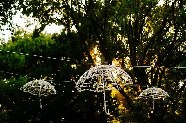 Revamp Your Outdoor Lighting This Winter - Umbrella Outdoor Lighting