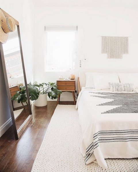 A Guide To Creating The Perfect Bohemian Home - Minimalist Boho By DesignMilk
