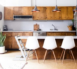Top 10 Interior Design Trends For 2017 - Cork Flooring - Image From hitherandthither.net