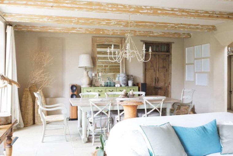 How To Give Your Home The Ultimate Rustic Makeover - Farm House Style By CountryLiving.com