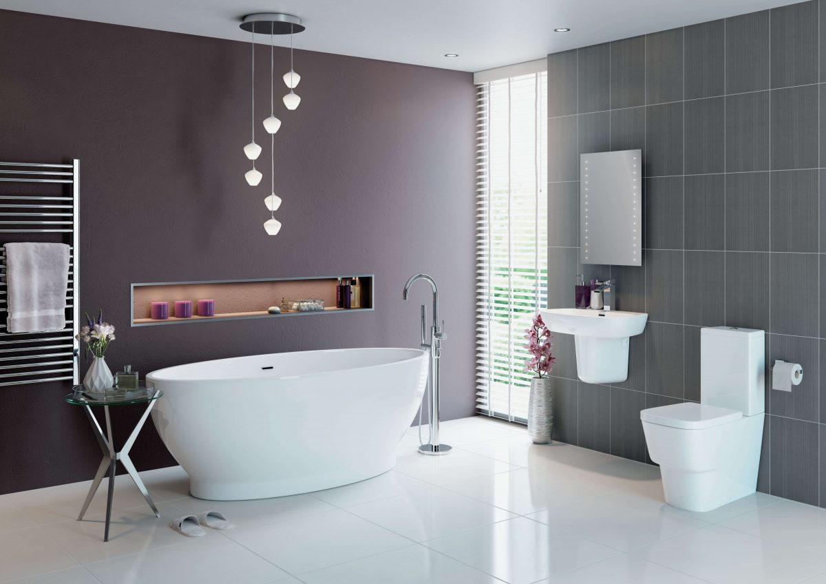 What to consider when remodeling your bathroom for Bathroom suite ideas