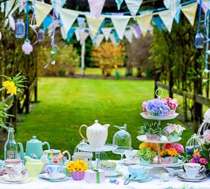 Keeping Your Garden Lush And Green in 2016 - Image From EnglishWedding.com