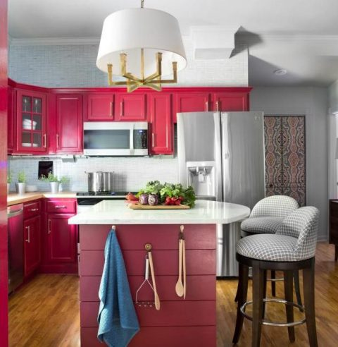 How To Modernise Your Kitchen Without Completely Remodelling - Image By Brian Patrick Flynn For HGTV.com